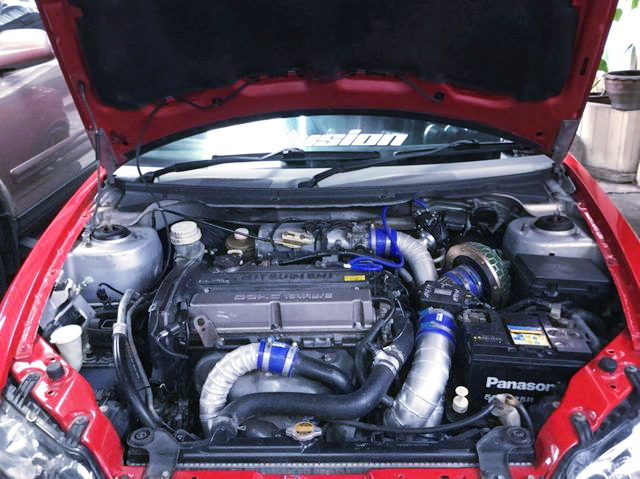 4G63 TURBO ENGINE