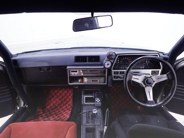 DASHBOARD R30 SKYLINE