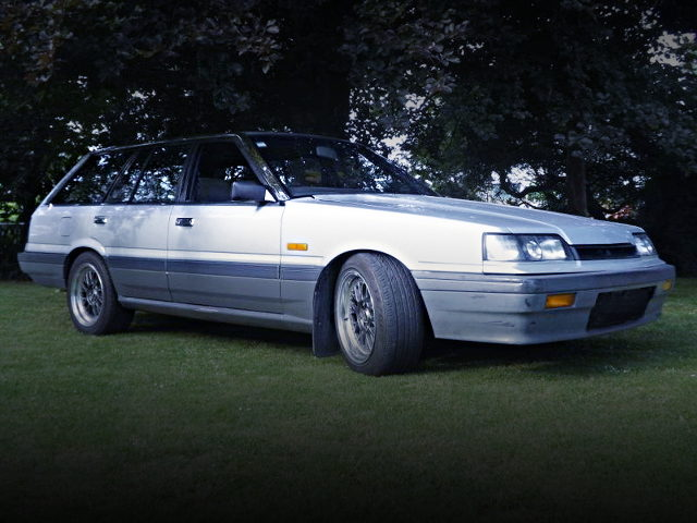 FRONT EXTERIOR R31 SKYLINE WAGON