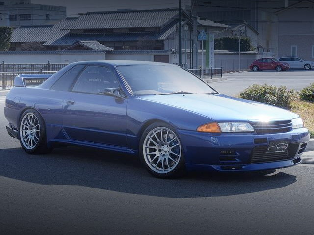 FRONT EXTERIOR R32 GT-R