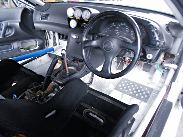 DASHBOARD FOR R32GTR