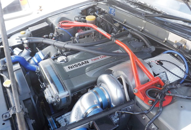 RB26 ENGINE WITH TRUST T78-33D TURBO