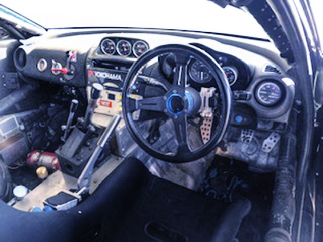 INTERIOR RACE CAR RX-8