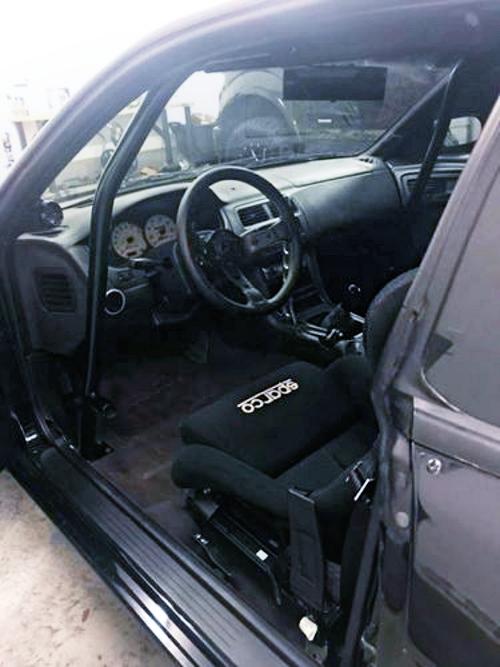 INTERIOR S14 240SX