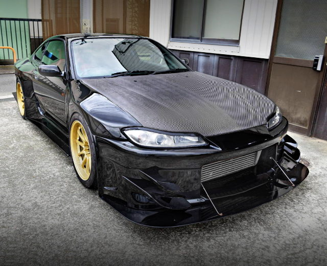 FRONT EXTERIOR WIDEBODY S15 SILVIA