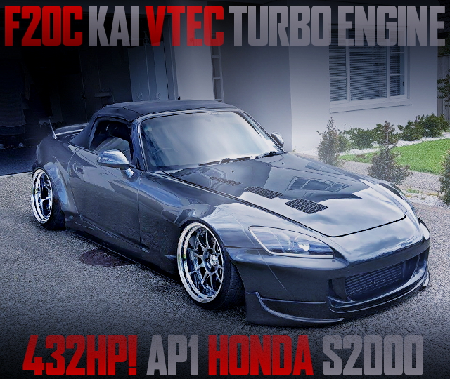 VTEC TURBO AND WIDEBODY OF S2000