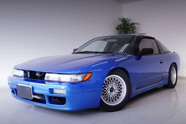 FRONT EXTERIOR S13 SILEIGHTY