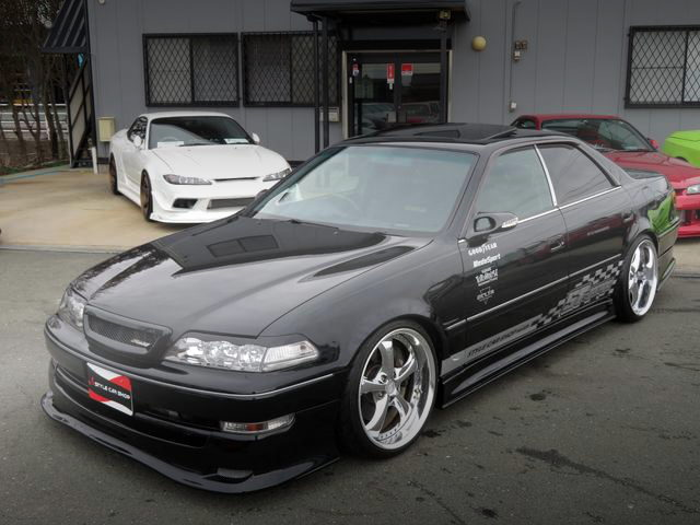 FRONT JZX100 MARK2