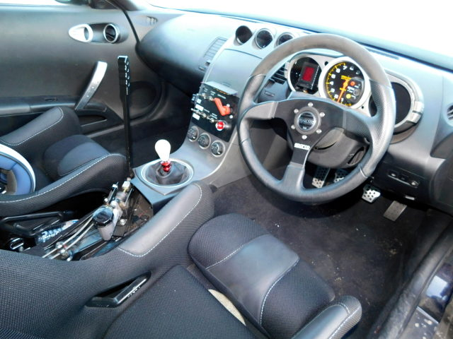 INTERIOR Z33 350Z RHD