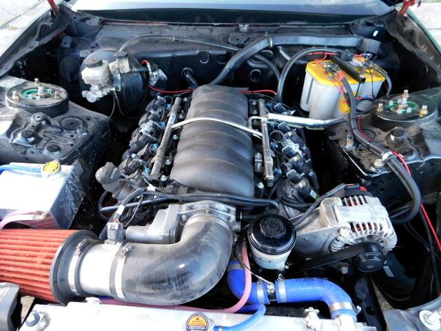 LS3 6200cc V8 ENGINE