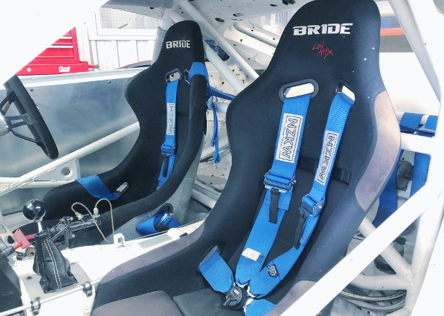 BRIDE FULL BUCKET SEATS
