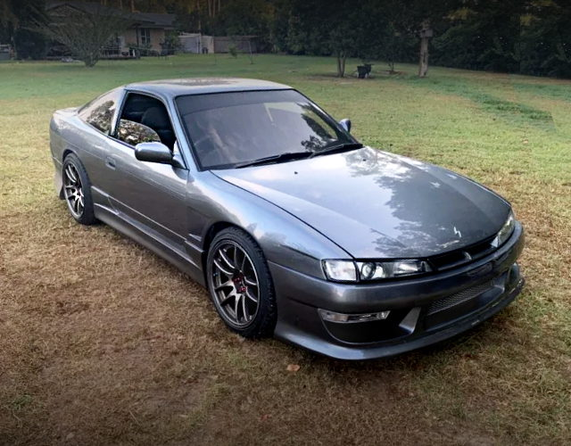 FRONT EXTERIOR FOR S14 SILEIGHTY 180SX