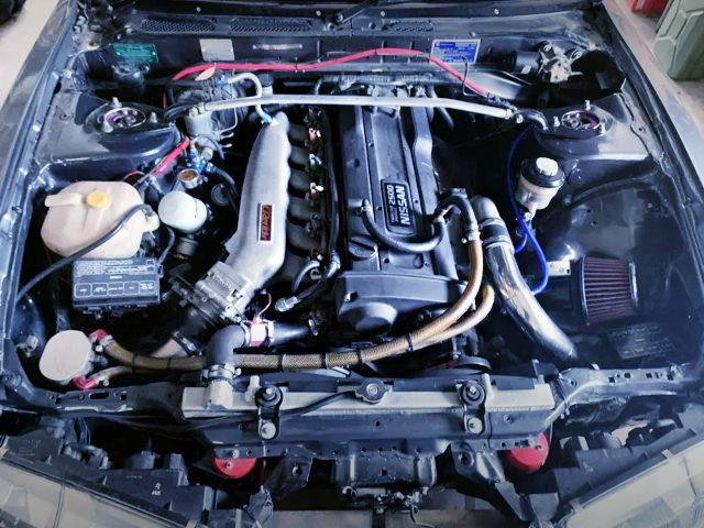 GREDDY SURGE ON RB25DET ENGINE