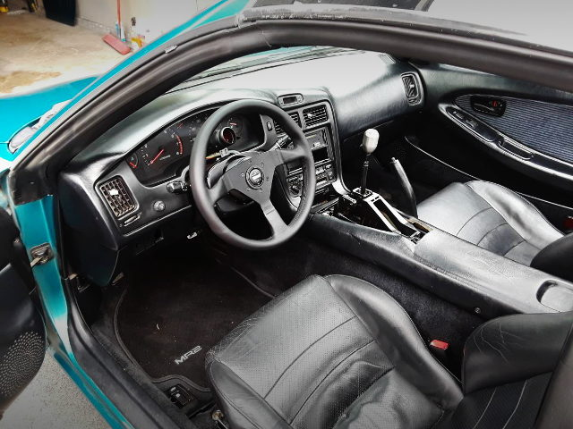 LEFT HAND DRIVE INTERIOR FOR SW20 MR2