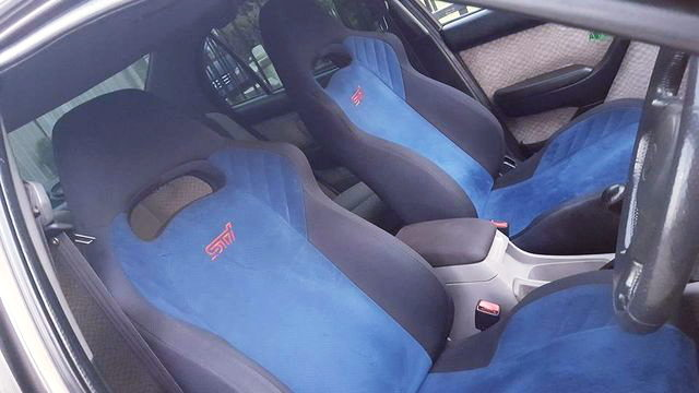 STI SEAYS CONVERSION OF CORONA INTERIOR