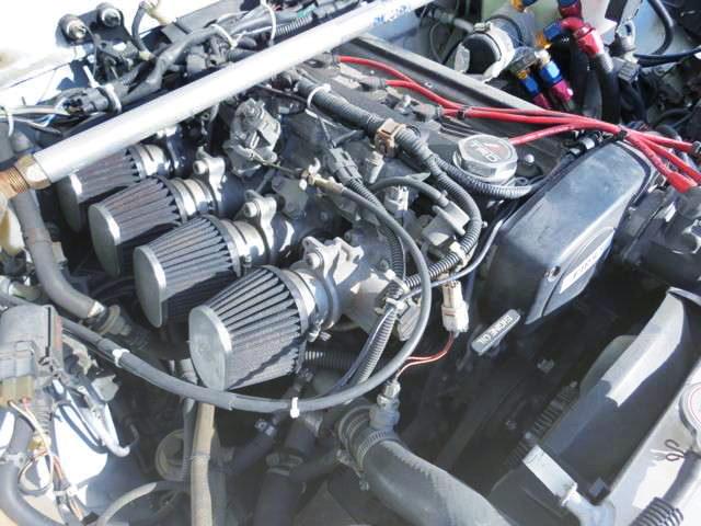 20-VALVE 4AG ENGINE
