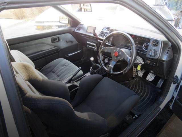 INTERIOR FOR AE86 COROLLA LEVIN