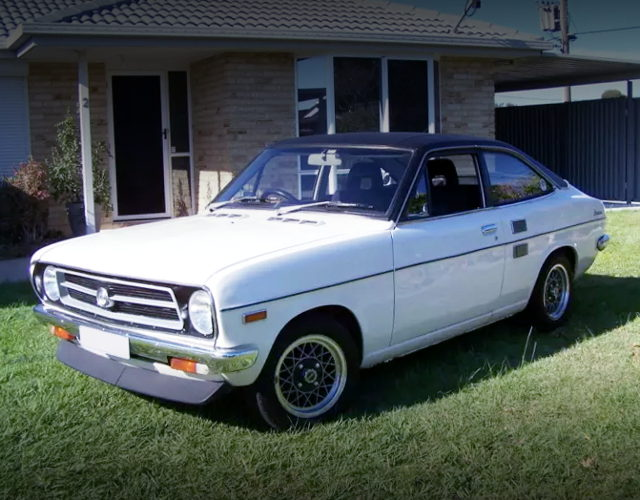 FRONT EXTERIOR B110 DATSUN SUNNY COUPE