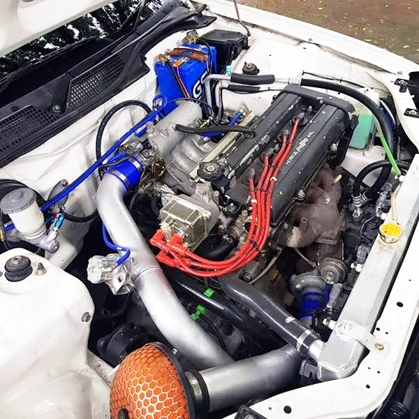 B20B 2000cc TURBO ENGINE