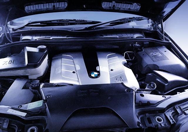 LEXUS 3UZ-FE 4300cc V8 ENGINE