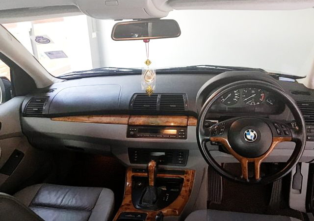 INTERIOR DASHBOARD E53 BMW X5
