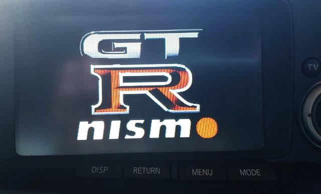 GTR NISMO LOGO