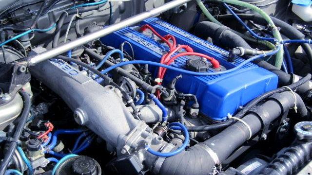 TOMEI FJ20ET TURBO ENGINE