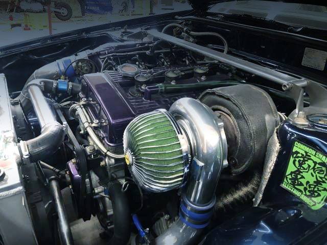 TRUST T78 TURBOCHARGED FJ20ET