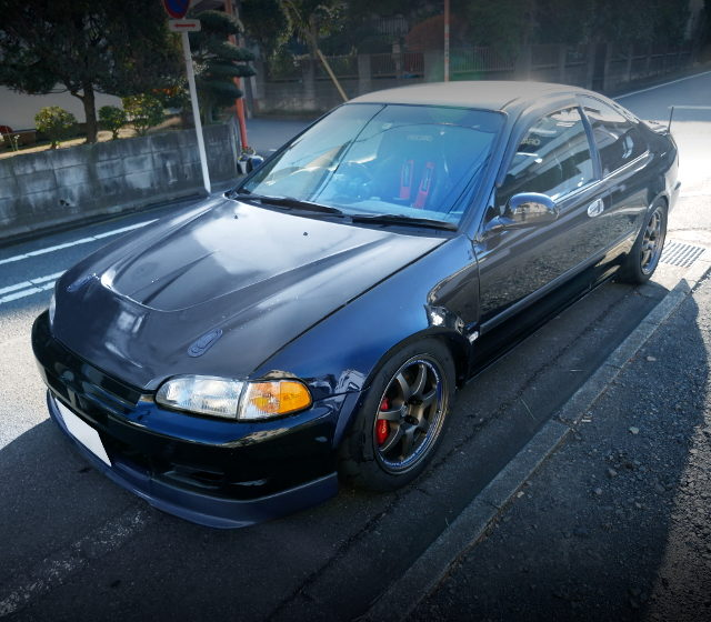 FRONT EXTERIOR EJ1 CIVIC COUPE