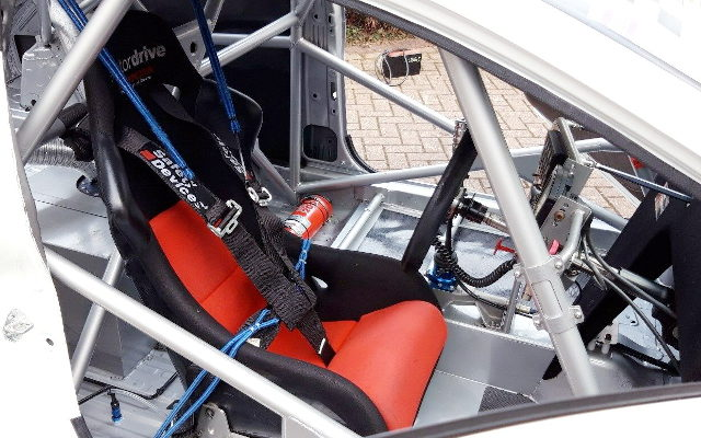 SINGLE FULL BUCKET SEAT