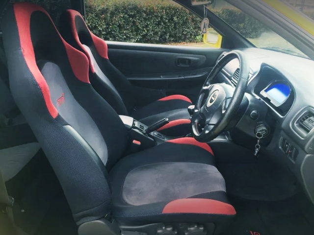 INTERIOR STI SEATS