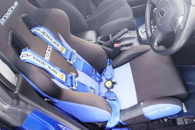 PRO-DRIVE BUCKET SEAT
