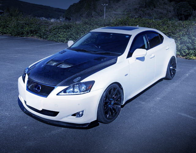 FRONT EXTERIOR GSE21 LEXUS IS350