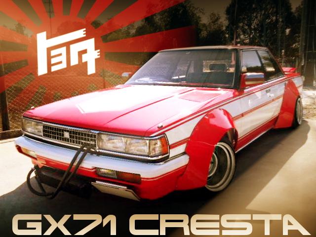 GX71 CRESTA KAIDO RACER