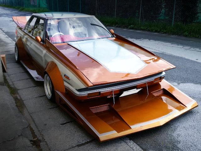 FRONT EXTERIOR KAIDO RACER GX71 CRESTA