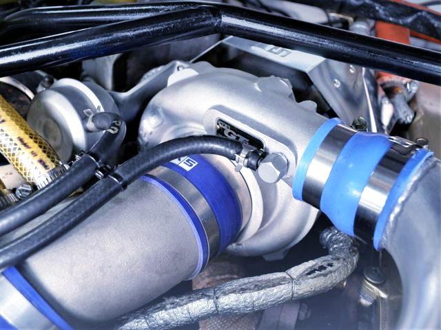 HKS GT2835PRO TURBOCHARGER