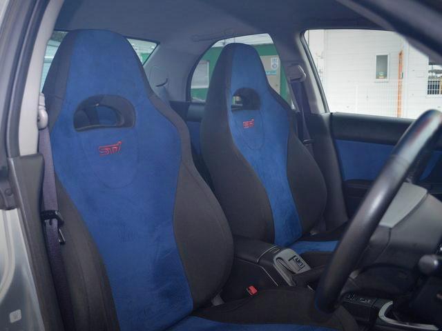 GDB WRX STI SEATS