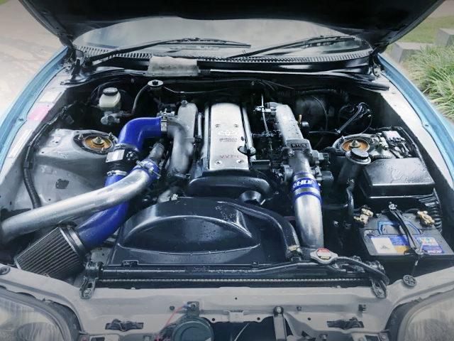 VVTi 1JZ-GTE TURBO ENGINE