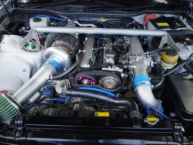 T78-33D TURBOCHARGED 2JZ-GTE