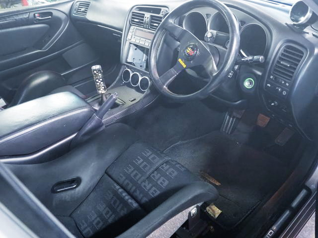 6MT CONVERSION INTERIOR FOR JZS161 ARISTO