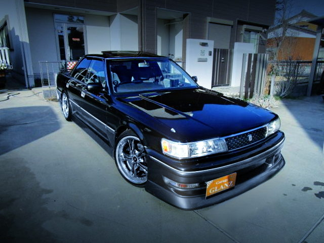 FRONT EXTERIOR JZX81 CHASER