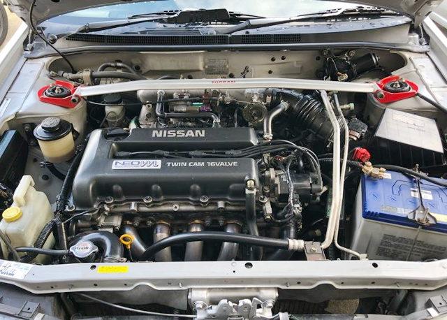 NEO-VVL SR20VE 2000cc ENGINE