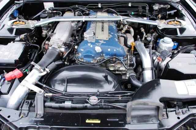 NISMO 270R SR20DET TURBO ENGINE FOR 270HP