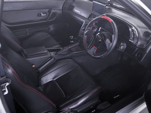 R32 GT-R INTERIOR