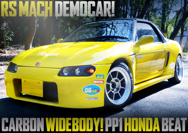 RS MACH DEMOCAR PP1 BEAT WIDEBODY