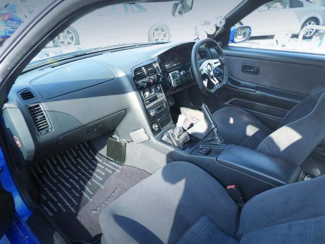 INTERIOR R33 SKYLINE GT-R