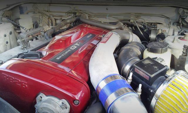 RB26 ENGINE VALVE COVER ROGO FOR R34 GTR