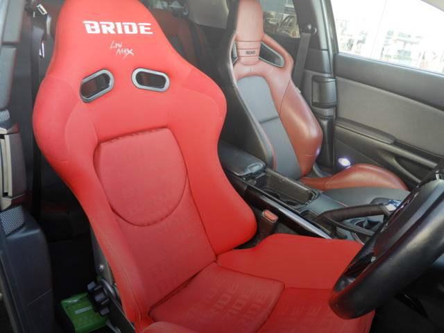 MAZDA RX-8 INTERIOR BRIDE SEATS