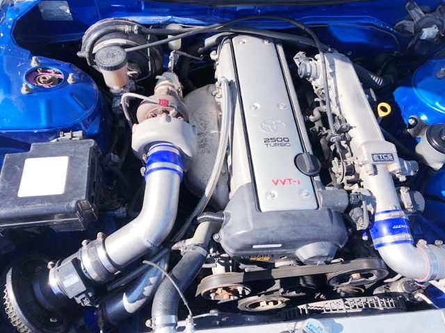 VVTi 1JZ 2500cc TURBO ENGINE