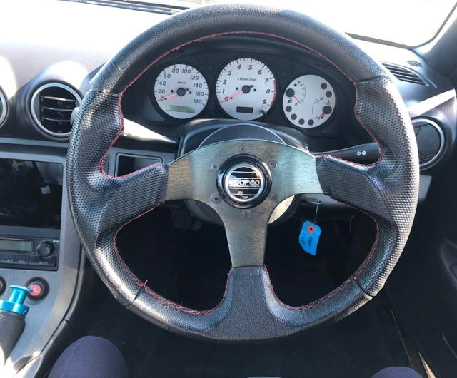 STEERING AND CLUSTER